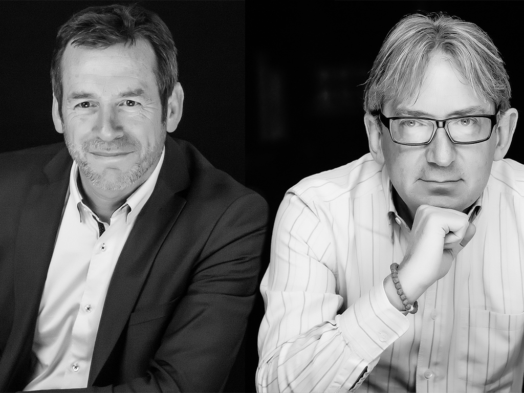 Founders, Didier Rudowicz and Thierry Bensoussan