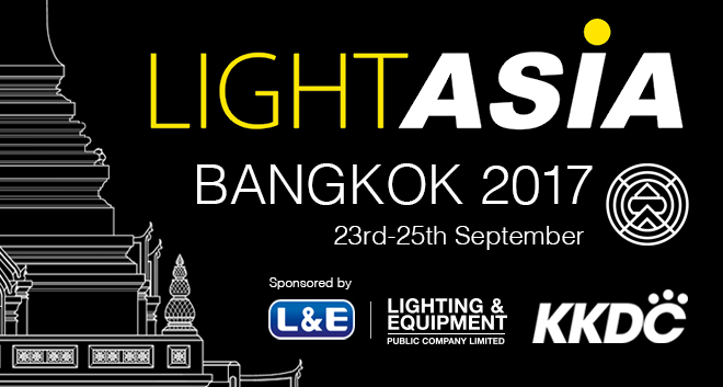 Light Asia Bangkok 2017