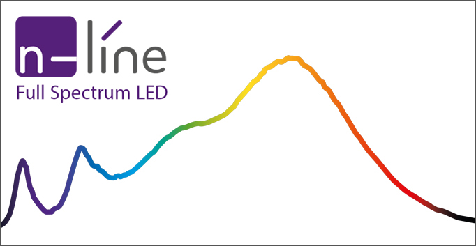 n-line: Full Spectrum LED