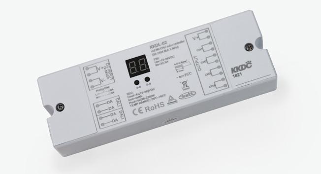 New visDIM DALI Sub-controller (KKDL-02)