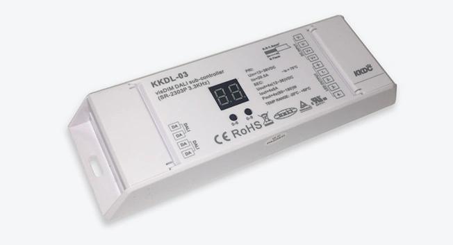 New visDIM DALI Sub-controller (KKDL-03)