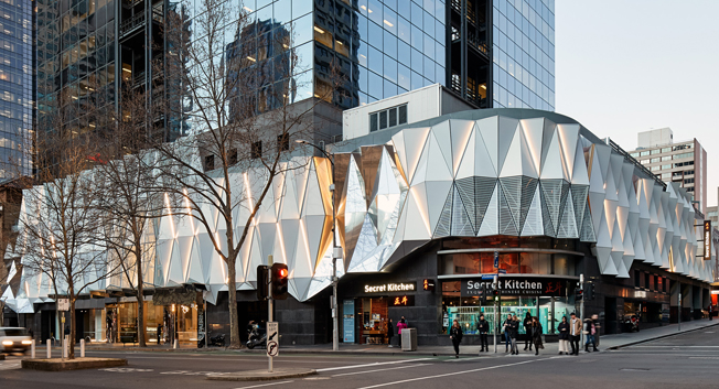 222 Exhibition Street, Melbourne