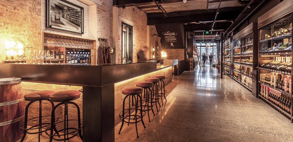 Dan Murphy's Cellar, Melbourne