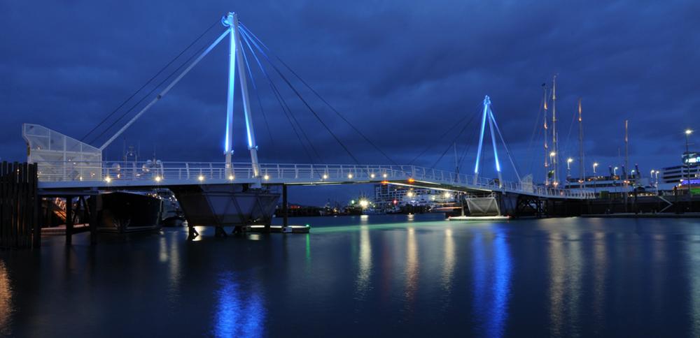 Wynyard Crossing, Auckland
