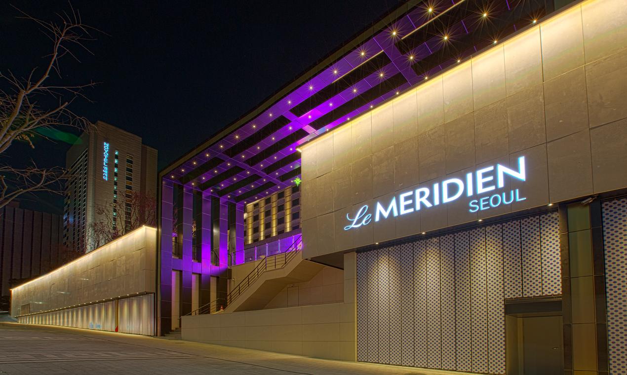 Le Meridien Hotel, Nonhyeon, Seoul