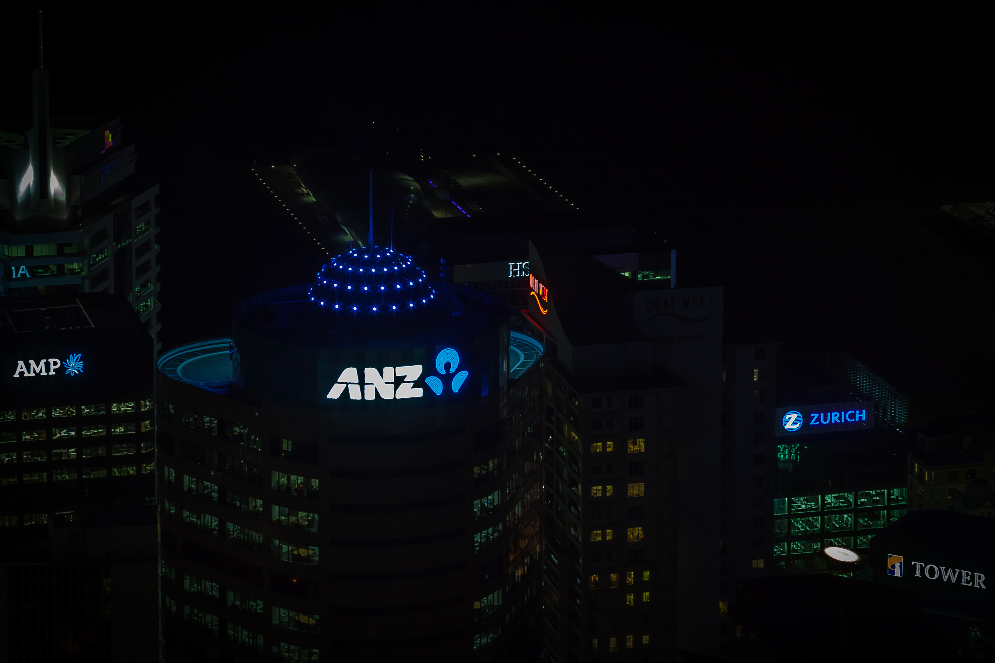 ANZ Project, New Zealand
