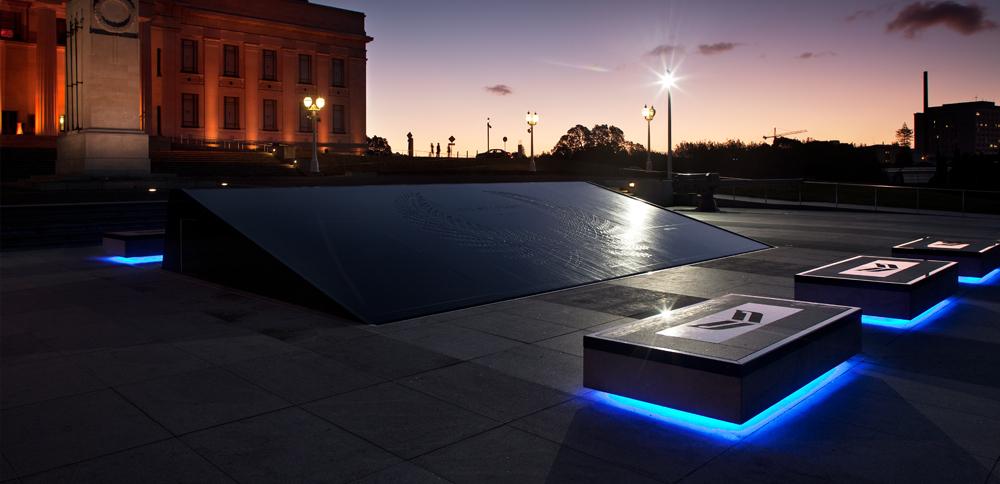 Auckland War Memorial, NZ