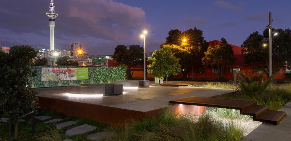 Daldy St Park, New Zealand