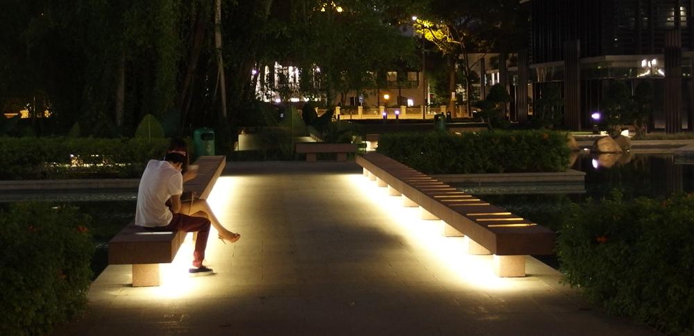 Zhongshan Park, Singapore
