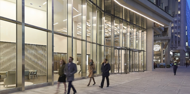 Zig Zag Building, London