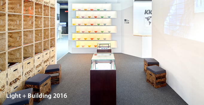 KKDC Light + Building 2016