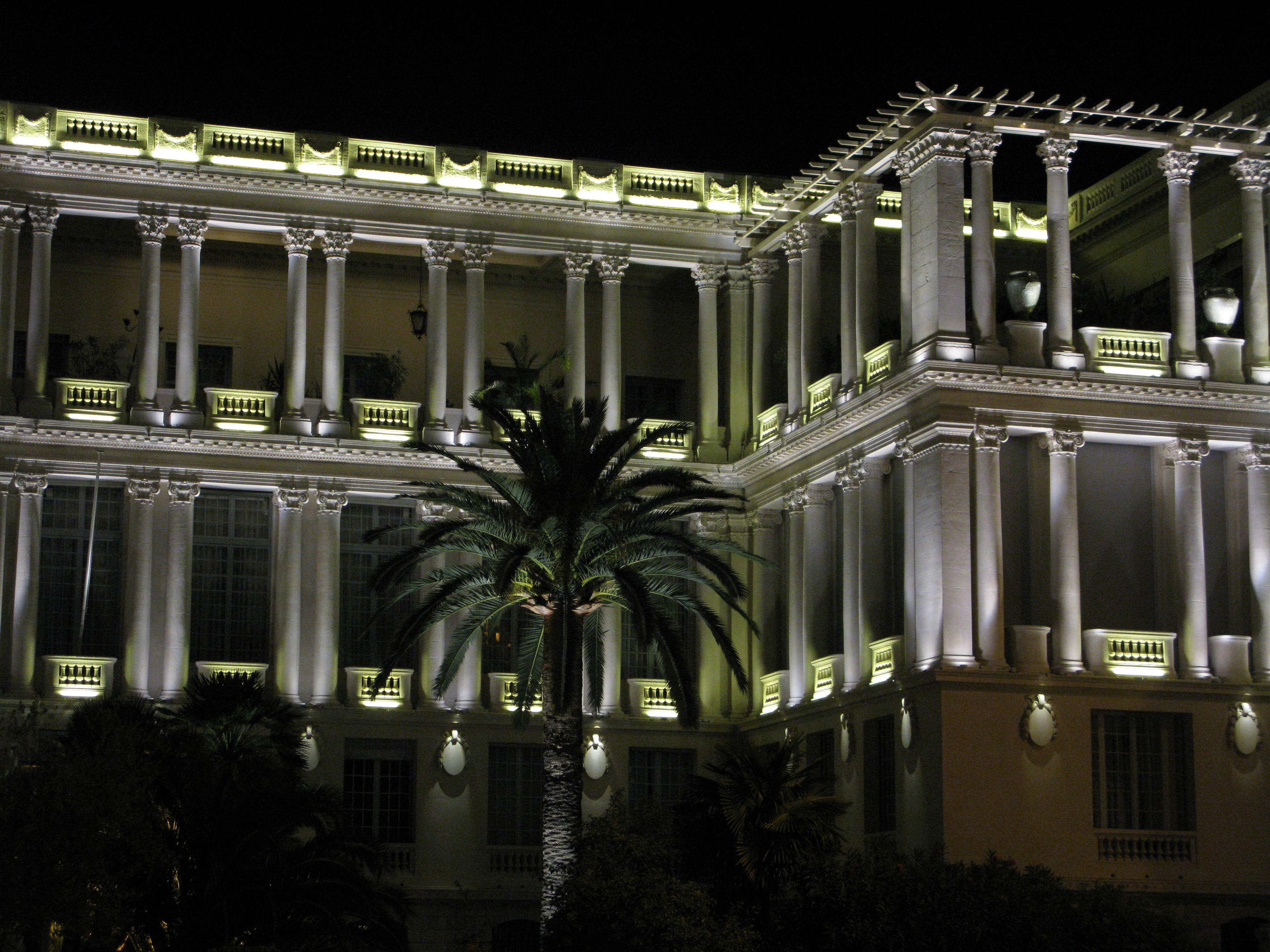 Palais de la Prefecture, Nice