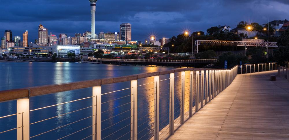 Westhaven Promenade, New Zealand